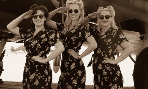 Bluebird Belles - 1940s Evening