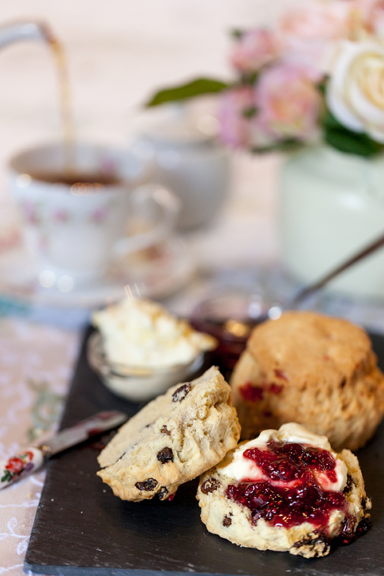 Join us for National Cream Tea Day