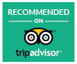 As recommended on TripAdvisor
