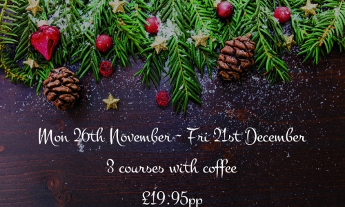 Christmas Fayre at The Potting Shed