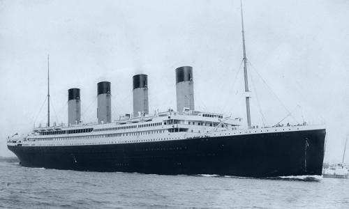 Titanic Evening with Live String Quartet