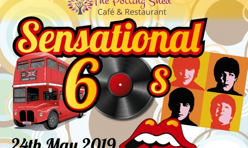 60s Night at The Potting Shed 2019