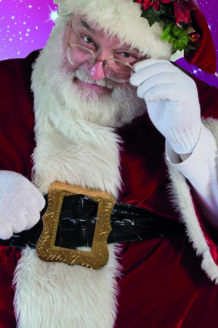 Meet Santa at The Potting Shed Cafe
