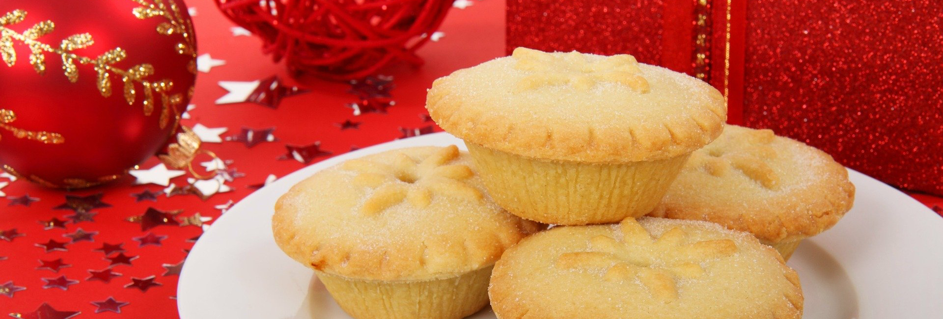 Free Mince Pie with every Hot Drink